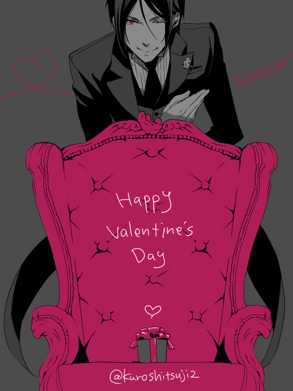 Happy Valentine 2012 - Sebas