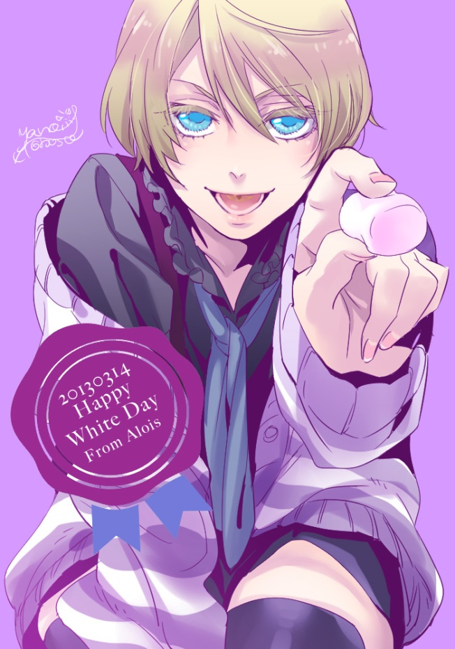 Happy Whiteday 2013 - Aloise