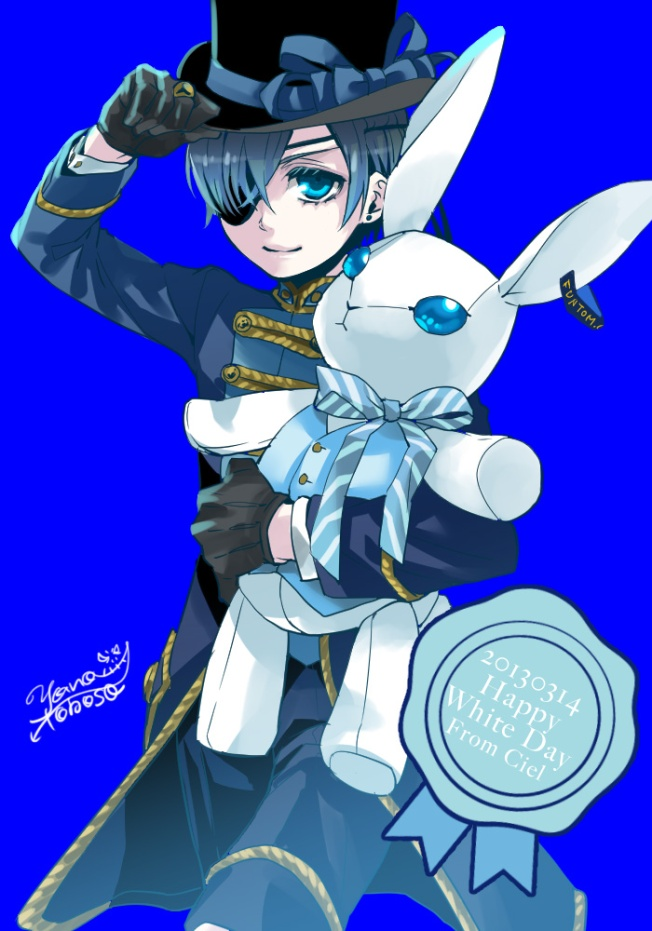 Happy Whiteday 2013 - Ciel