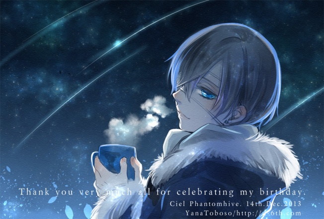 Happy Birthday Ciel 2013